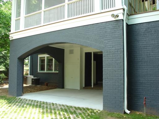 Imagine brick garages and carports for Brick carport